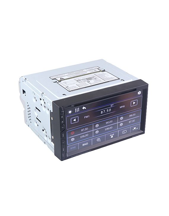 Car DVD player DDX-D4573BT