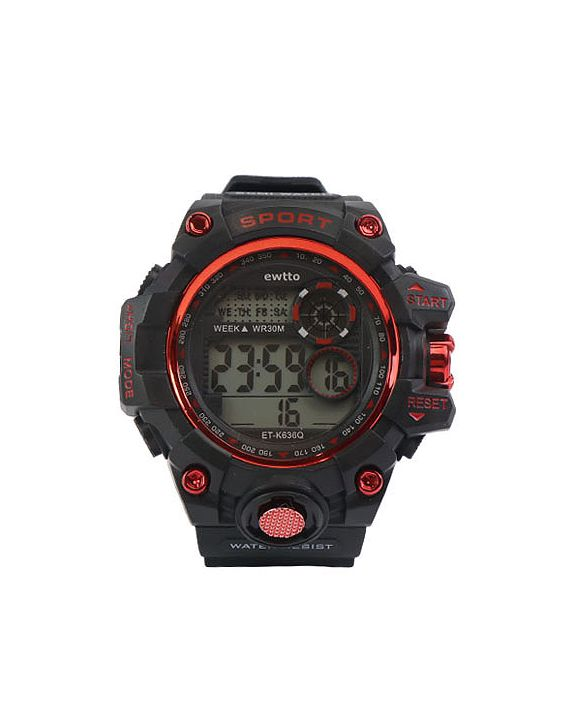 Digital watch ET-K636Q